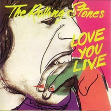 The Rolling Stones - Love You Live (2 x CD)