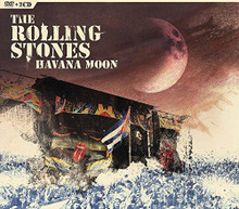 The Rolling Stones - Havana Moon - 2017 (DVD+2CD)
