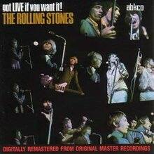 The Rolling Stones - Got Live If You Want IT (CD)