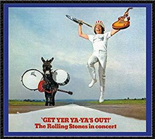 The Rolling Stones - Get Yer Ya Ya's Out (CD)