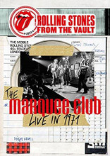 The Rolling Stones - From The Vault: The Marquee Club Live In 1971 (DVD)