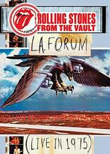 The Rolling Stones - From The Vault: L.A. Forum (Live In 1975) (DVD+2CD)