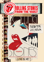 The Rolling Stones - From The Vault: Hampton Coliseum (Live In 1981) (DVD)