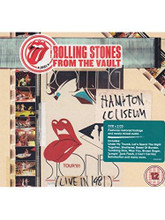 The Rolling Stones - From The Vault: Hampton Coliseum (Live In 1981) (DVD+2CD)