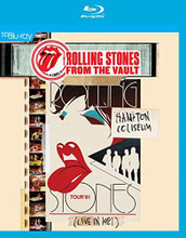 The Rolling Stones - From The Vault: Hampton Coliseum) (Live In 1981 (BLU-RAY)