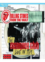 The Rolling Stones - From The Vault The Marquee Club Live In 1971 (BLU-RAY)