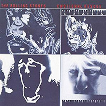The Rolling Stones - Emotional Rescue (CD)