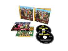 The Beatles - Sgt. Pepper's Lonely Hearts Club Band (2 x CD)