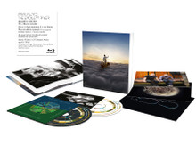 Pink Floyd - The Endless River (2014 Album) (CD & BLU-RAY)