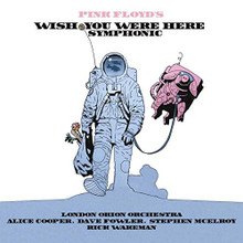 Pink Floyd's Wish You Were Here Symphonic - The London Orion Orchestra (CD)