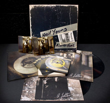 "Neil Young - A Letter Home (2 x 12"" LP 