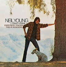 Neil Young - Everybody Knows This Is Nowhere (CD)