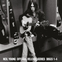 Neil Young - Official Release Series Discs 1-4 (4CD)