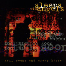 Neil Young - Sleeps With Angels (CD)