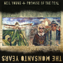 Neil Young - The Monsanto Years (CD & DVD)