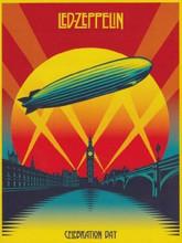 Led Zeppelin - Celebration Day - DVD Case (2CD+DVD)