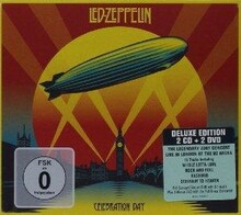 Led Zeppelin - Celebration Day - PAL (2CD+DVD)