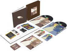Led Zeppelin - II (2014) (SUPER DELUXE BOX SET 2 x CD 2 x 12 VINYL LP)