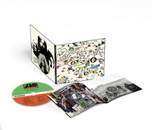 Led Zeppelin - III (3) (2014) (CD)