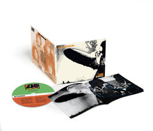 Led Zeppelin - Led Zeppelin (2014) (CD)