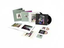 Led Zeppelin - Presence (2015) (SUPER DELUXE BOX SET 2xCD & 2x12 VINYL LP)