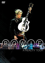 David Bowie - A Reality Tour (2018) (DVD)