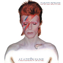 David Bowie - Aladdin Sane - 2015 (CD)