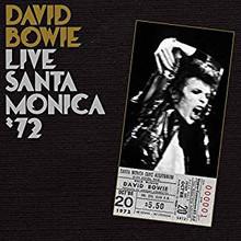 David Bowie - Live In Santa Monica '72 (CD)