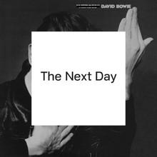 """David Bowie - The Next Day (2 x 12"""" VINYL LP)"""