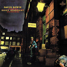 David Bowie - The Rise And Fall Of Ziggy Stardust And The Spiders (VINYL LP)