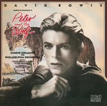 David Bowie Narrates Prokofiev's Peter And The Wolf &  (CD)