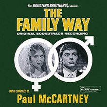 Paul McCartney - The Family Way - Soundtrack (CD)