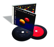 Wings (Paul McCartney) - Venus And Mars (2 x CD)