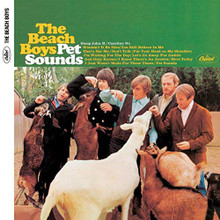 The Beach Boys - Pet Sounds - 2012 (CD)