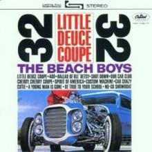 The Beach Boys - Little Deuce Coupe/All Summer Long (CD)