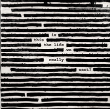 "Roger Waters - Is This The Life We Really Want? (2 x 12"" VINYL LP)"