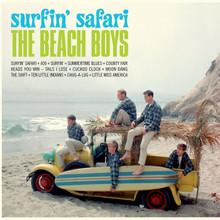 "The Beach Boys - Surfin' Safari (12"" VINYL LP)"