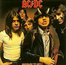 "AC/DC - Highway To Hell (12"" VINYL LP)"