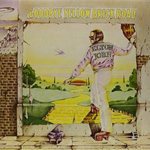 "Elton John - Goodbye Yellow Brick Road 40th Anniversary (2 x 12"" VINYL LP)"