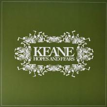 "Keane - Hopes And Fears (12"" VINYL LP)"