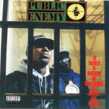 "Public Enemy - It Takes A Nation Of Millions To Hold Us Back (12"" VINYL LP)"