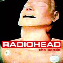 "Radiohead - The Bends (12"" VINYL LP)"
