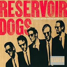 "Reservoir Dogs - UK Black Vinyl - Soundtrack - Various Artist (12"" VINYL LP)"