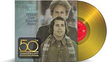 Simon & Garfunkel - Bridge Over Troubled Water - 50th Anniv GOLD VINYL LP