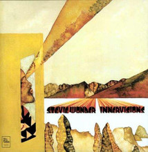 "Stevie Wonder - Innervisions (12"" VINYL LP)"