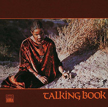 "Stevie Wonder - Talking Book (12"" VINYL LP)"