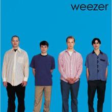 """Weezer - Blue Album (12"""" VINYL LP)"""