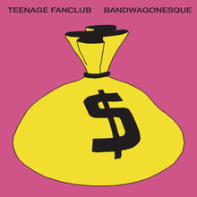 "Teenage Fanclub - Bandwagonesque (12"" VINYL LP + 7"")"