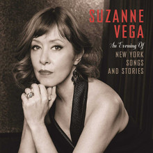 Suzanne Vega - An Evening Of New York Songs And Stories (CD)