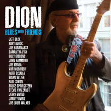 Dion - Blues With Friends (feat. Bruce Springsteen / Joe Bonamassa / Paul Simon / Van Morrison and more!) (CD)